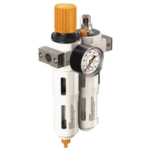 Filtro & regulador, lubricador de la Serie OU