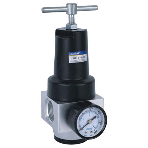 Regulador de alta presión de serie QTYH