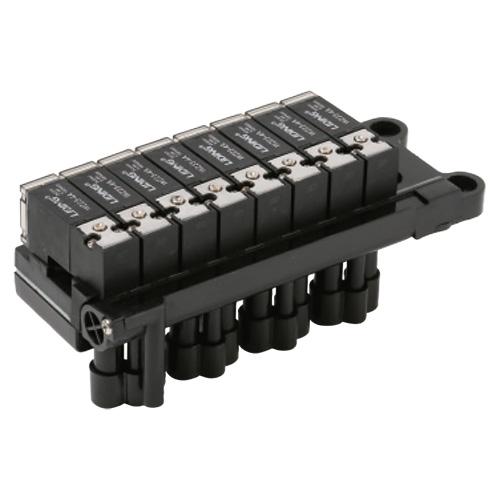 Mini válvula de la serie WZ con baja potencia y gran flujo