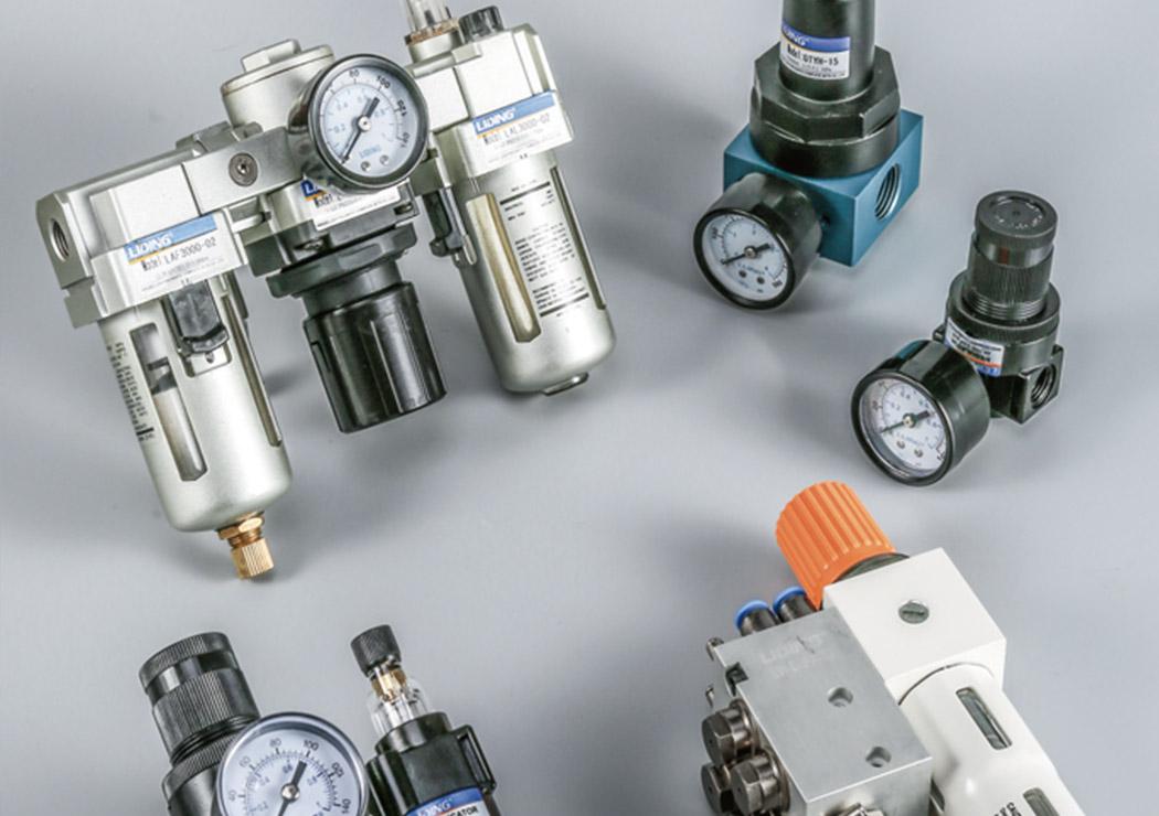 ¿Cómo mantienen adecuadamente los componentes neumáticos?