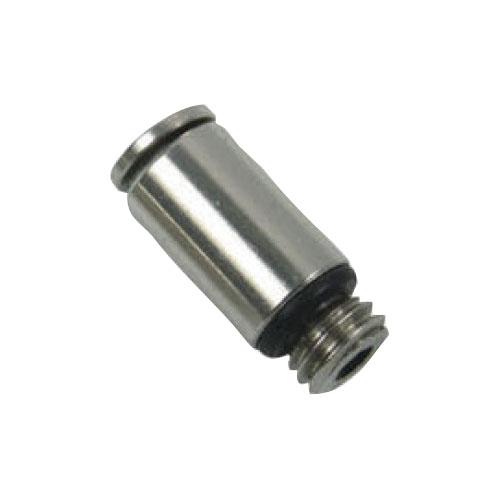 Mini-Fittin de metal (tamaño en pulgadas)